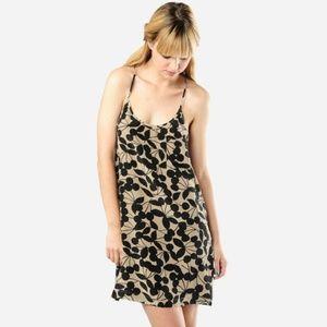 Joie Cambridge Silk Cherry Print Cami Dress XS